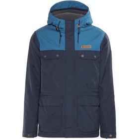 Columbia Colburn Crest Jacket Men Collegiate Navy/Phoenix Blue
